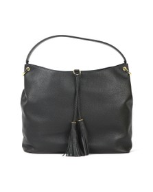 Ted Baker Womens Black Demmi Tassel Bag