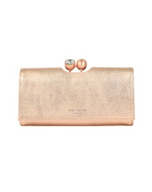 Ted Baker Womens Pink Solange Crystal Bobble Purse