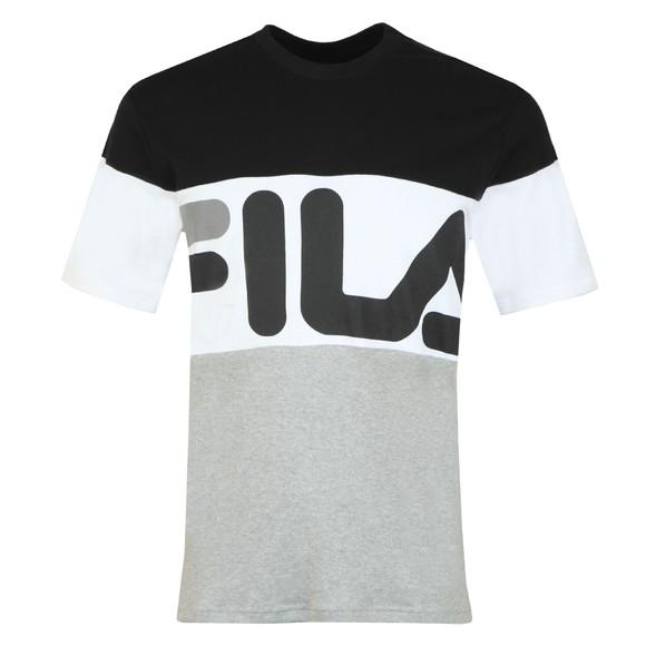 Fila Mens Multicoloured Print T-Shirt