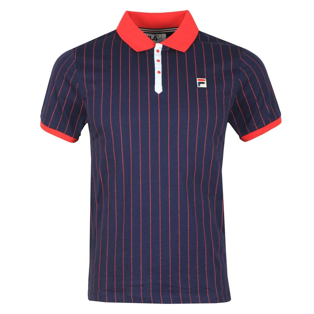 BB1 Striped Polo Shirt main image