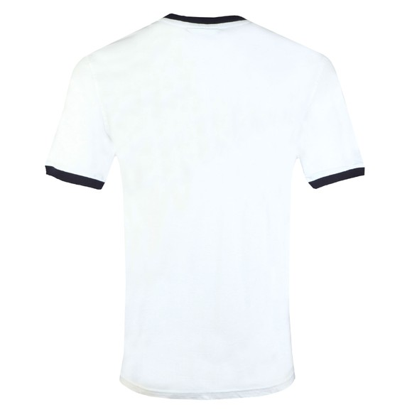 Fila Mens White Small Logo Tee main image