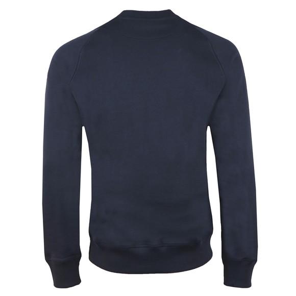 J.Lindeberg Mens Blue Sid Reverse Heavy Sweatshirt main image