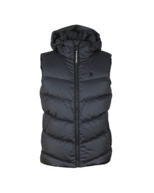 G-Star Mens Blue Whistler Gilet