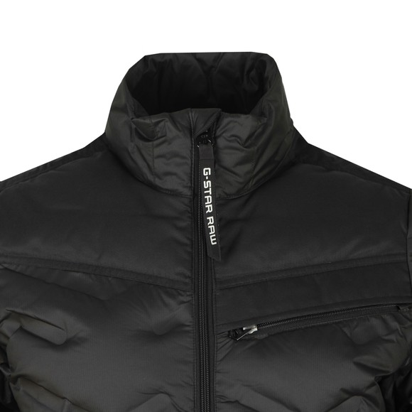 G-Star Mens Black Attacc Down Jacket main image