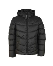 G-Star Mens Black Whistler Down Puffer
