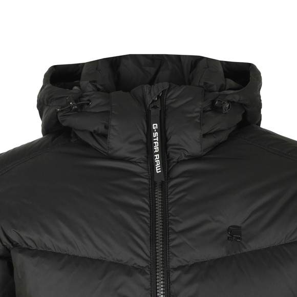 G-Star Mens Black Whistler Down Puffer main image