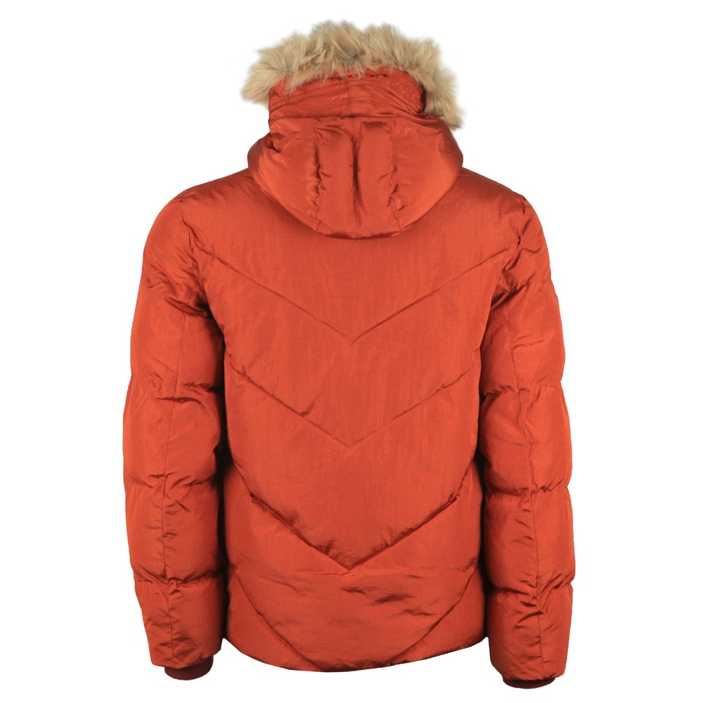 Quilted Hooded Jacket main image