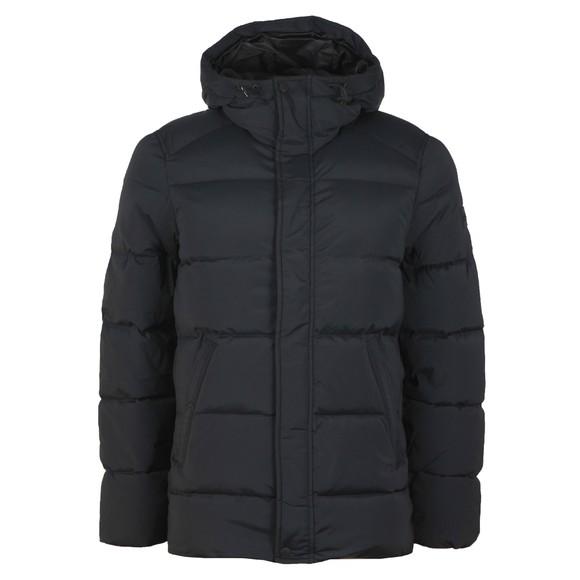 J.Lindeberg Mens Black Barry Stretch Jacket