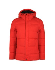 J.Lindeberg Mens Red Barry Stretch Jacket