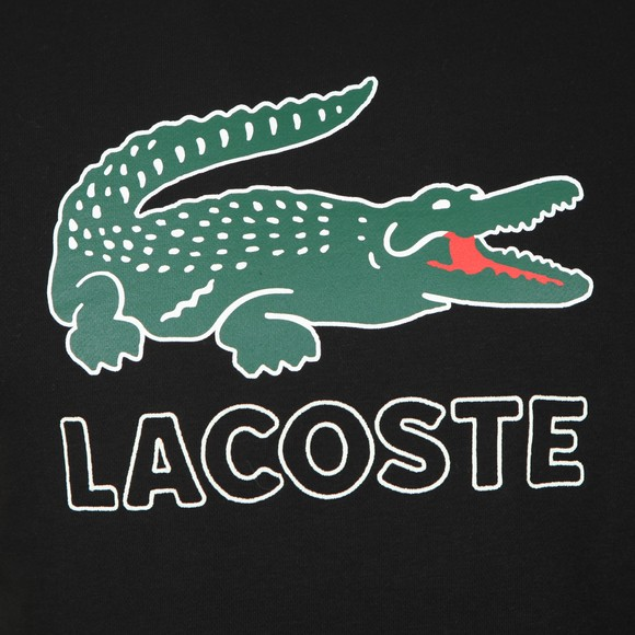 Lacoste Mens Black SH6382 Sweat main image