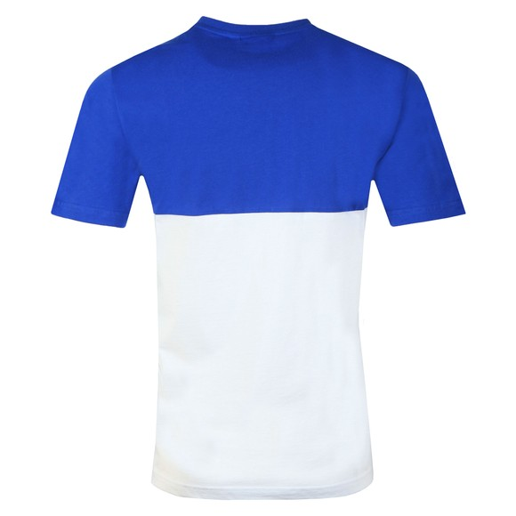 Nicce Mens Blue Panel T-Shirt main image