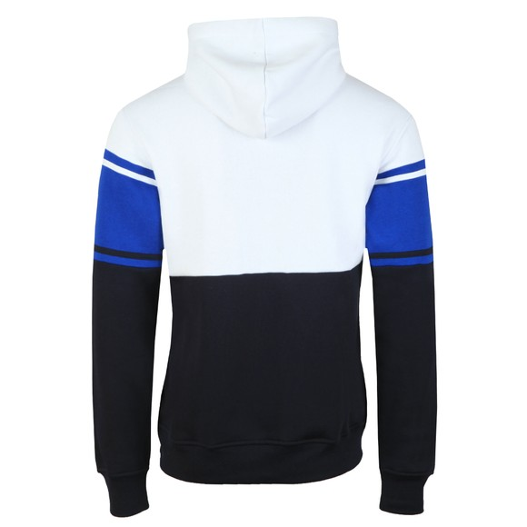 Nicce Mens Multicoloured Panel Hooded Sweat main image