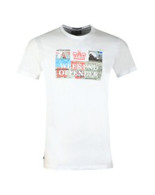 Weekend Offender Mens White Tickets T Shirt