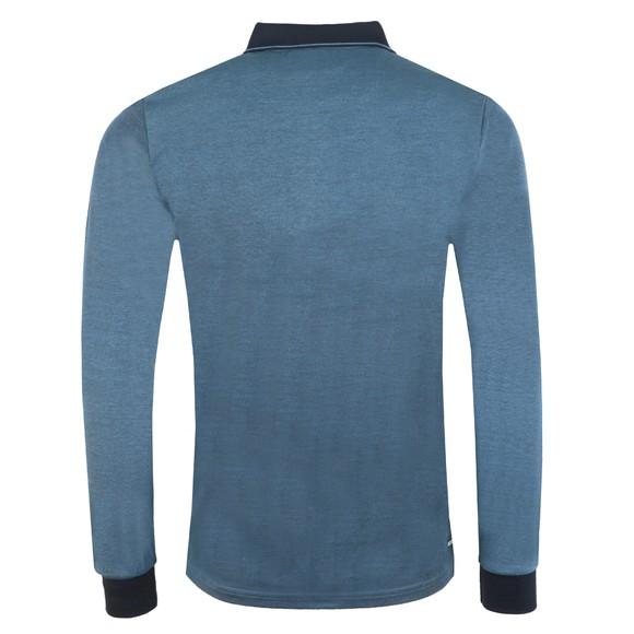Weekend Offender Mens Blue Herrera Polo Shirt main image