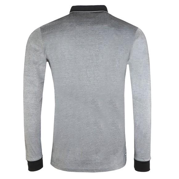 Weekend Offender Mens Black Herrera Polo Shirt main image
