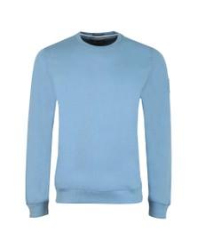 Weekend Offender Mens Blue Felix Sweatshirt