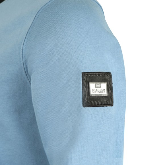 Weekend Offender Mens Blue Felix Sweatshirt main image