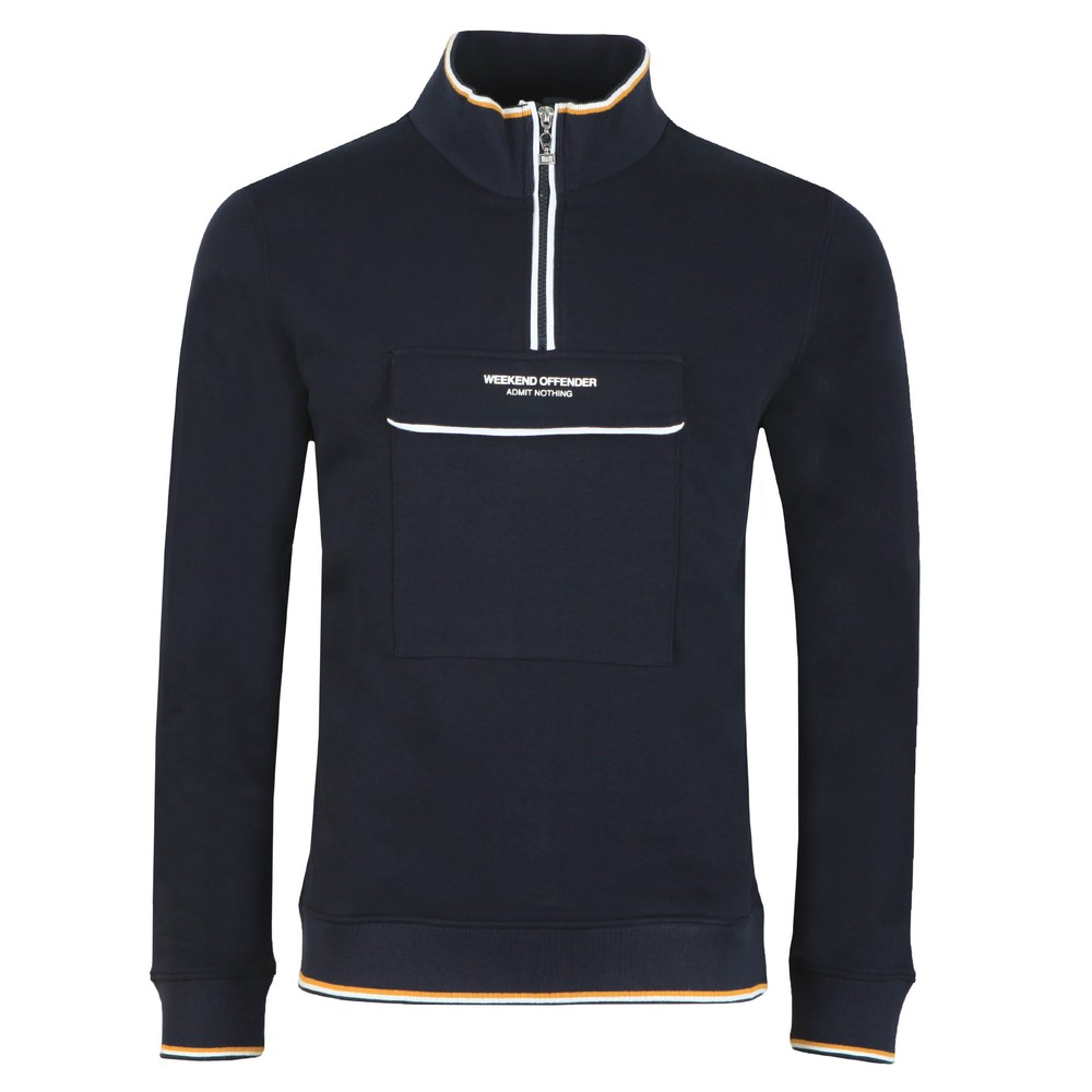 Zocalo Half Zip Sweat main image