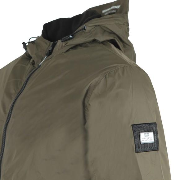 Weekend Offender Mens Green Technician Jacket main image
