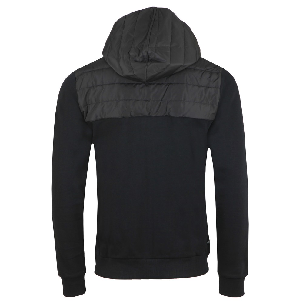 Camerena Mixed Fabric Hoody main image