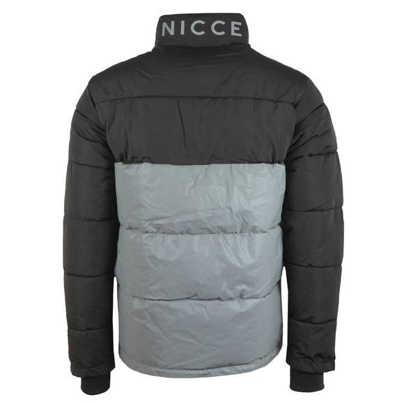 Nicce Mens Black Deca Jacket main image