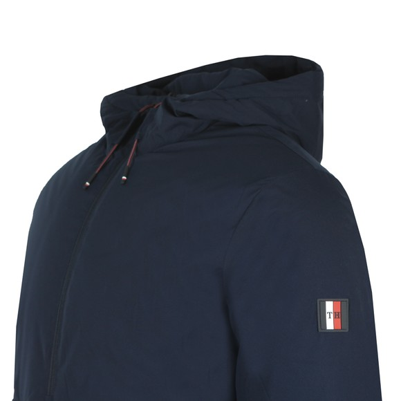 Tommy Hilfiger Mens Blue Stretch Anorak main image