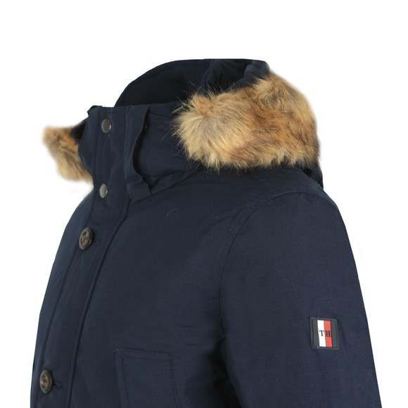 Tommy Hilfiger Mens Blue Hampton Down Bomber main image