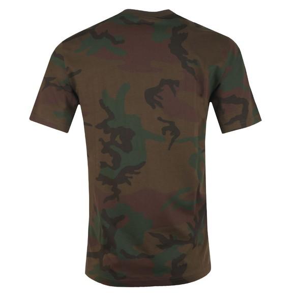 Carhartt WIP Mens Green Script T Shirt main image