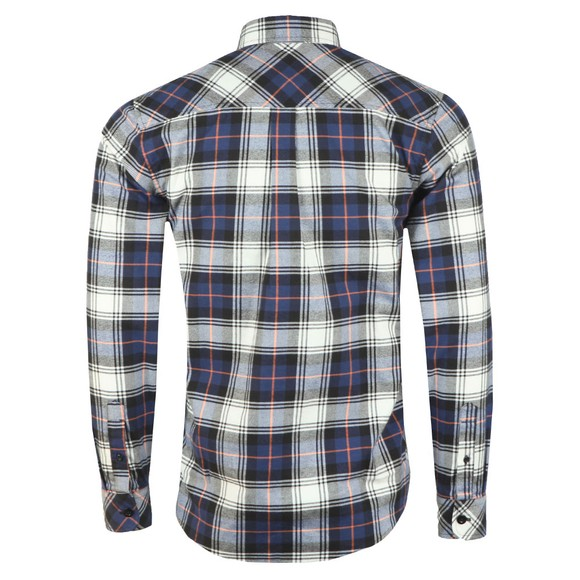 Carhartt WIP Mens Blue Bostwick Shirt main image