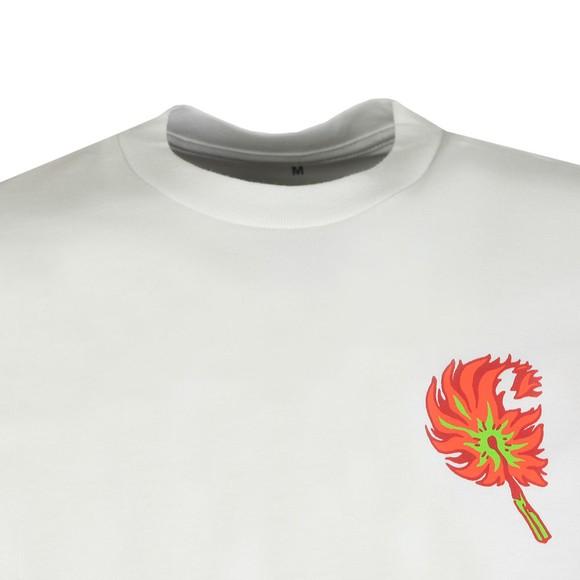 Carhartt WIP Mens White Match T-Shirt main image