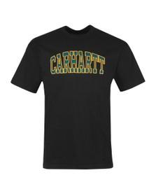 Carhartt WIP Mens Black Theory T Shirt