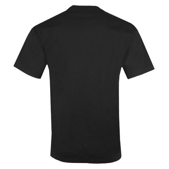 Carhartt WIP Mens Black Theory T-Shirt main image