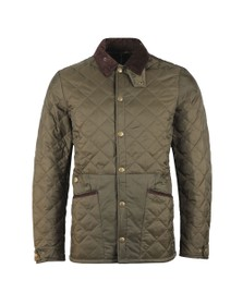 Barbour Heritage Mens Green Liddesdale 125 Jacket