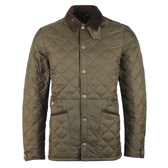 Barbour Icons Mens Green Liddesdale 125 Jacket main image