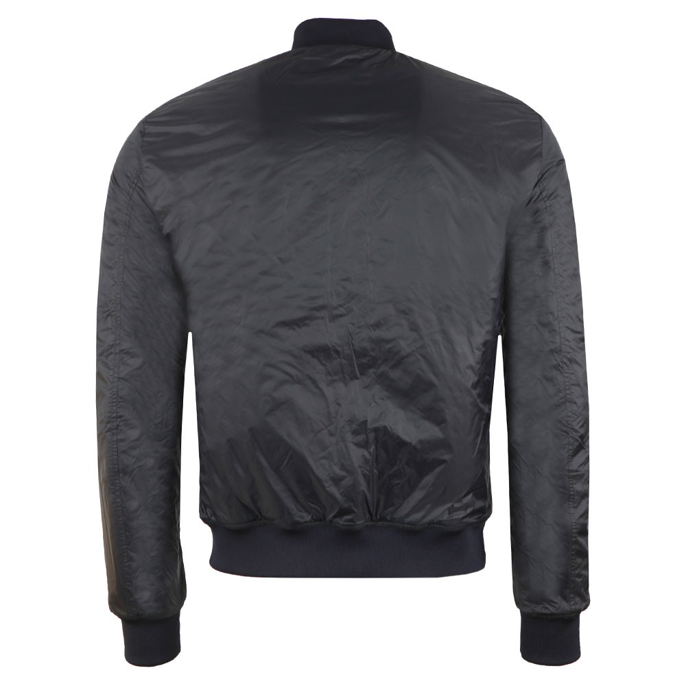 Quilted Reversible Bomber Jacket main image