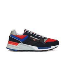 Polo Ralph Lauren Sport Mens Blue TRKSTR Trainer