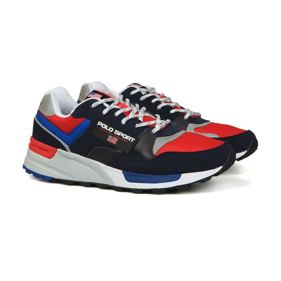 Polo Sport Ralph Lauren Mens Multicoloured TRKSTR Trainer