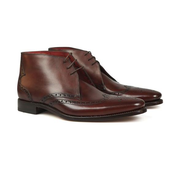 Loake Mens Brown Murdock Boot