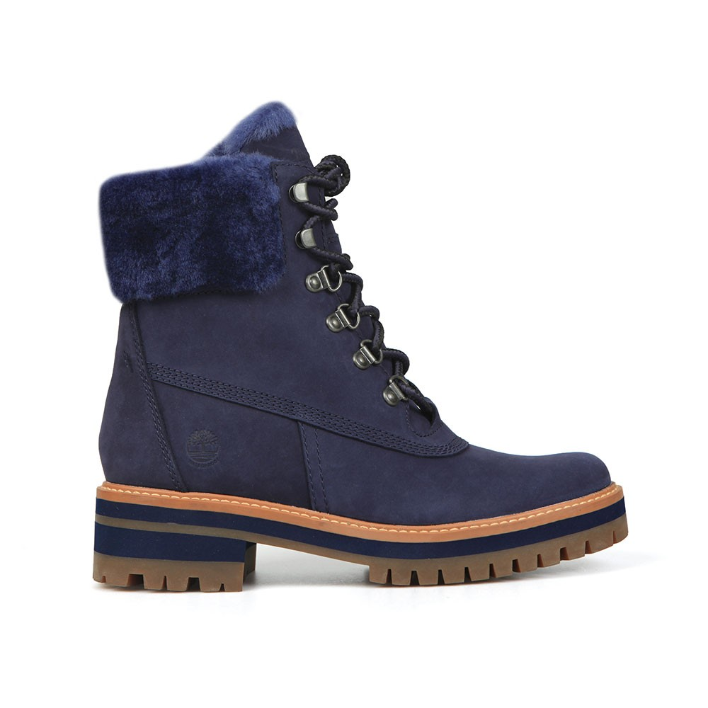 Courmayeur Valley Shearling Boot main image