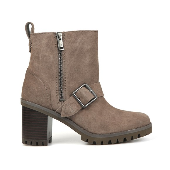 Ugg Womens Grey Ugg Fern Boot