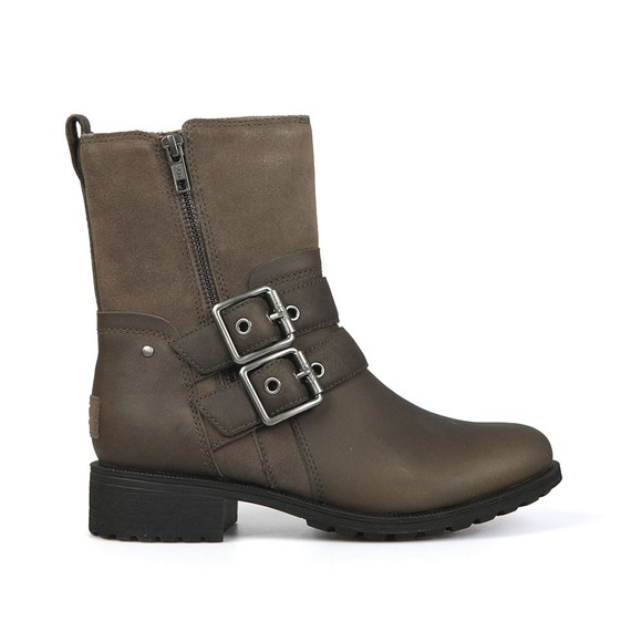 Ugg Womens Grey Wilde Boot
