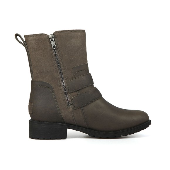 Ugg Womens Grey Wilde Boot main image