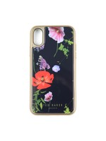 Patryce Hedgerow Iphone X Glass Clip Case