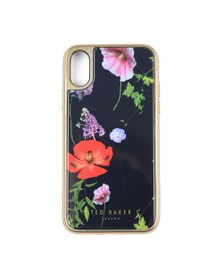 Ted Baker Womens Blue Patryce Hedgerow Iphone X Glass Clip Case