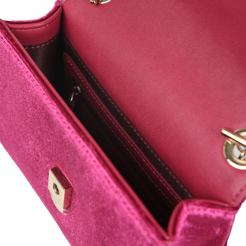 Marilyn Suede Small Clutch main image