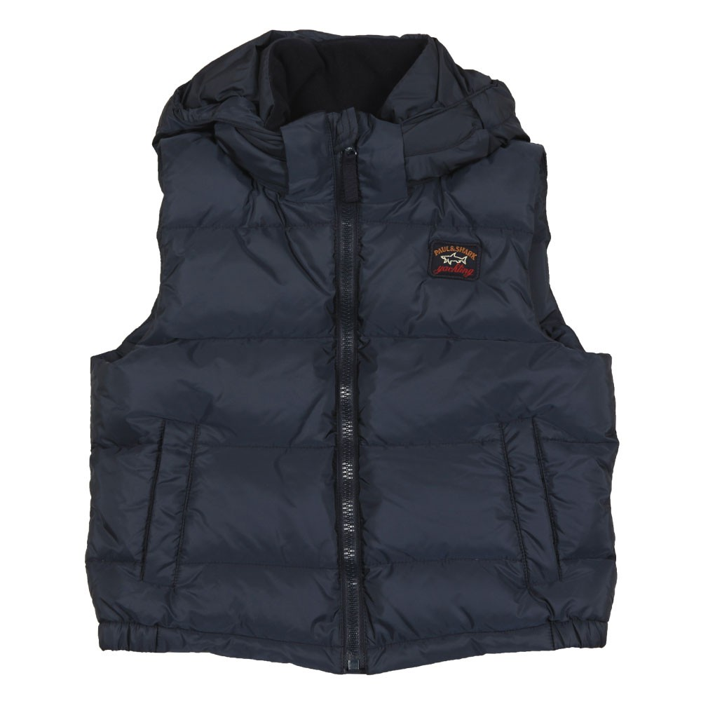 Hooded Down Gilet main image