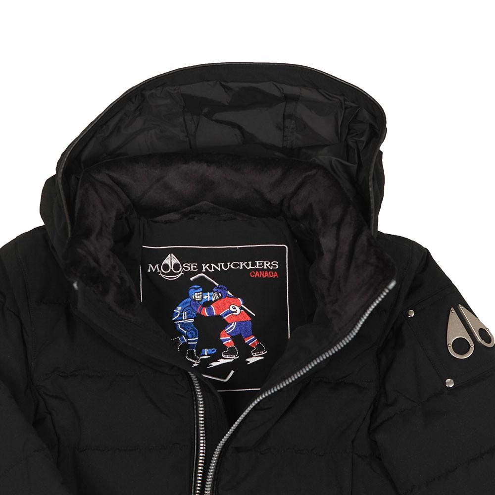 Unisex 3Q Puffer Jacket main image