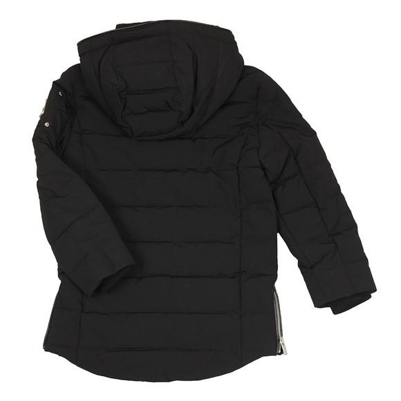 Moose Knuckles Boys Black Unisex 3Q Puffer Jacket main image
