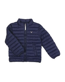 Gant Boys Blue Boys Lightweight Puffer