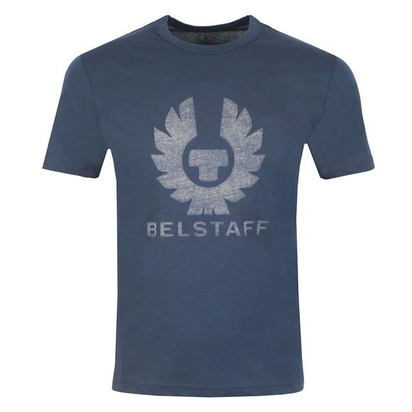 Belstaff Mens Blue Coteland 2.0 T Shirt main image